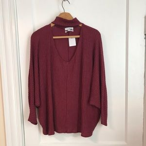 Urban Outfitters slouchy sweater! NWT!